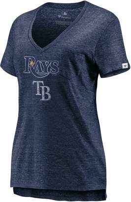 Fanatics Women's Tampa Bay Rays That's the Stuff Pocket Tee