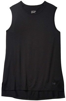 Arc'teryx Rowan Tank (Black) Women's Clothing