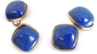 Forzieri Vintage Style Lapis Lazuli Cufflinks