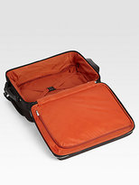 Longchamp Surf Nylon Rolling Suitcase