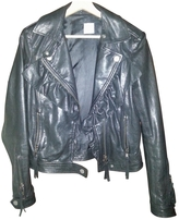 Valentino Black Leather Jacket