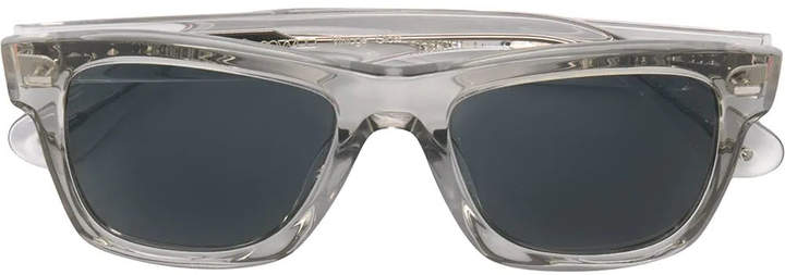 Oliver Peoples transparent frame sunglasses