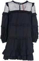 N°21 Dress Ruffle Dress