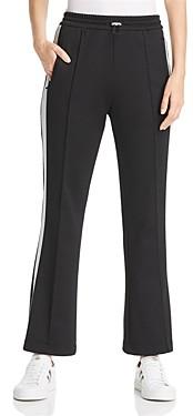 Moncler Lurex Stripe Pants