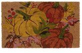 Pottery Barn Pumpkin Foliage Doormat