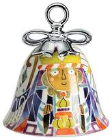 Alessi Holy Family Balthazar Bell Christmas Decoration, Multi