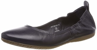 Kickers Women's Rabat Closed Toe Ballet Flats