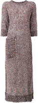 Joseph knitted dress - women - Cotton/Polyamide/Polyester - XS