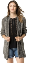 Tommy Hilfiger Final Sale-Long Marled Cardigan
