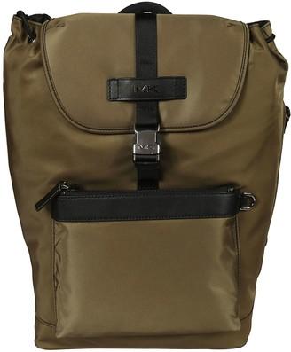 Michael Kors Classic Buckled Backpack