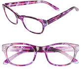 Corinne McCormack Women's 'Madelyn' 49Mm Reading Glasses - Purple