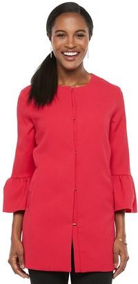 Elle Women's Bell-Sleeve Jacket