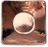 "N. Sertodo Copper Flat Earth Bowl, 10"""