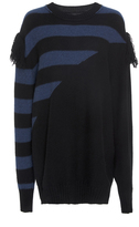 Sonia Rykiel Cashmere Stripes Unisex Sweater