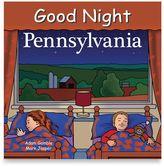 Bed Bath & Beyond Good Night Pennsylvania Board Book