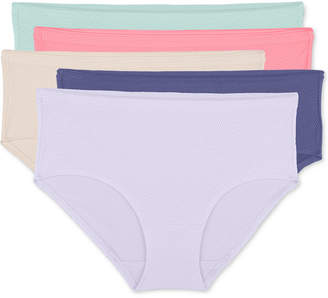 Fruit of the Loom Premium 5-Pk. Low-Rise Breathable Mesh Brief Underwear 5DPBLB1