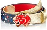Tommy Hilfiger Women's Corporate Star 3.0CM Belt
