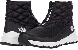 The North Face Thermoball Progressive Zip (TNF Black/TNF White) Women's Shoes