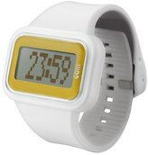 o.d.m. Unisex DD125A-6 Rainbow Personalized Digital Watch