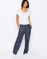 Whistles Star Print Pants