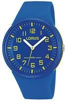 Lorus Women's RRX51DX9 Silicone Quartz Watch