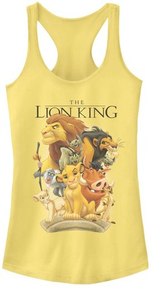 Simba Licensed Character Juniors' Disney's Lion King Young Full Cast Tank