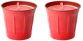 Retro Kitchen Pomegranate Passionflower Candles (8 OZ) (Set of 2)