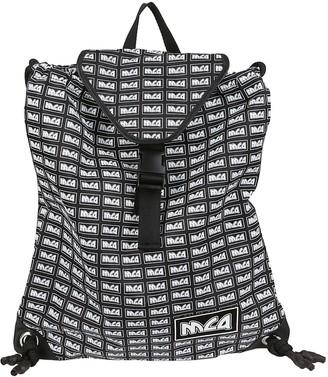 McQ Logo Print Backpack