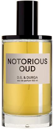 D.S. & Durga Notorious Oud Eau De Parfum 100ml
