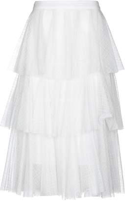 Zac Posen 3/4 length skirts