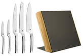 Kalorik Haus Designer Original 5-Piece Stainless Steel Knife Set
