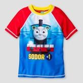 Thomas & Friends Toddler Boys' Rashguard - Blue