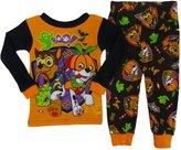 Nickelodeon Paw Patrol Infant Boys Chase & Marshall Halloween Pajama Set 12m