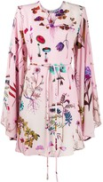 Stella McCartney Delia floral-print dress