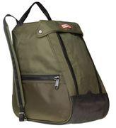 Hunter New Womens Green Original Short Nylon Boot Bag