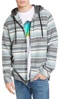 Billabong Men's Baja Flannel Hoodie