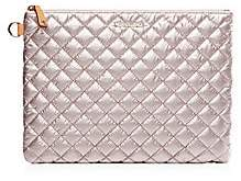 MZ Wallace Women's Metro Quilted Nylon Pouch