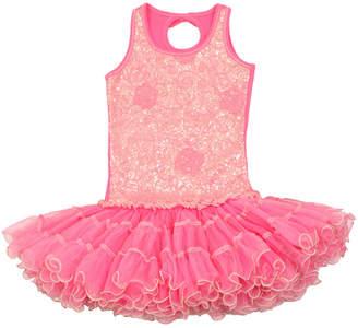 Couture Oh La La Ooh La, La Tulle Poufier Dress