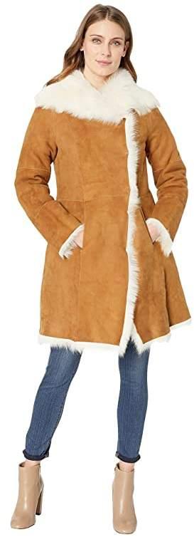 UGG Vanesa Toscana Shearling Coat