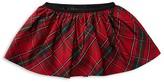 Ralph Lauren Infant Girls' Plaid Taffeta Skirt - Sizes 6-24 Months