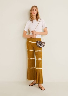 MANGO Chain crossbody belt bag