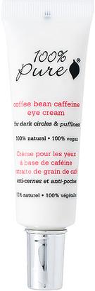 100% Pure Organic Coffee Bean Eye Cream