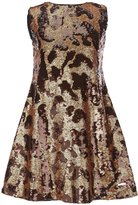 Marciano Big Girls 7-16 Leopard Sequin Dress