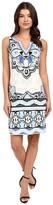 Hale Bob Color Code Sleeveless Dress