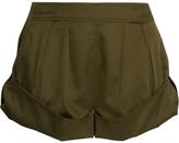 Eres Magic Victory Cotton Shorts - Army green