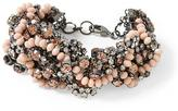 Havaianas Sabine Crystal Cluster Bracelet