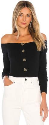 LPA Peony Off Shoulder Sweater