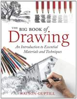 Random House The Big Book of Drawing: An Introduction to Essential Materials and Techniques