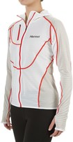 Marmot Thermo Polartec® Power Dry® Hooded Jacket (For Women)