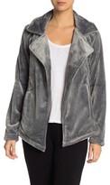 PJ Salvage Luxe Plush Faux Fur Jacket